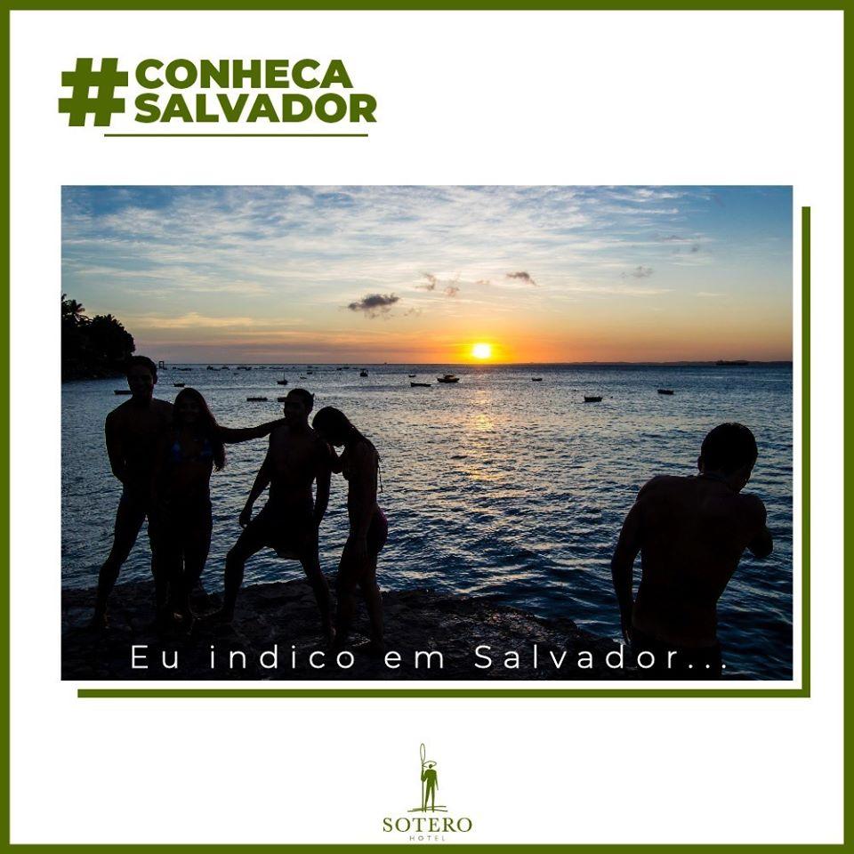 CONHEÇA SALVADOR