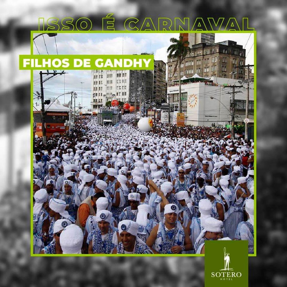 FILHOS DE GANDHY